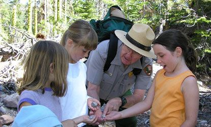 Kids and Youth Programs at Lassen Park
