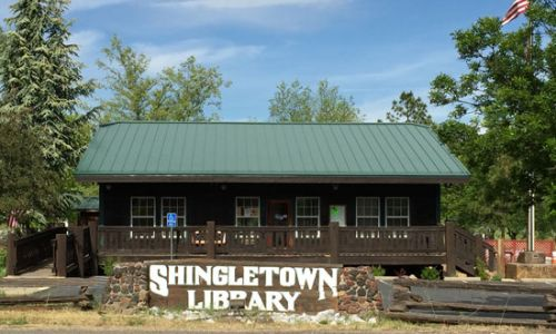 Shingletown Library and Bookstore