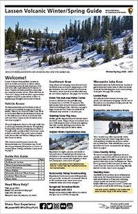 Lassen Park Newspaper Winter 2021