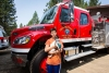 Shingletown Volunteer Fire Department Celebrates Fun Day - Photos  by Andrea Penners