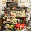 R.A.I.N. Boutique Now Featuring Autumn Decorations, Antiques and Collectibles