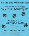 New R.A.I.N. Boutique opens Next   to Thrift Store