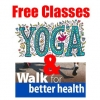 Free Yoga and Walk for Better Health Classes by Shingletown Medical Center